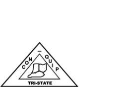 Con-Quip Tri-State Logo