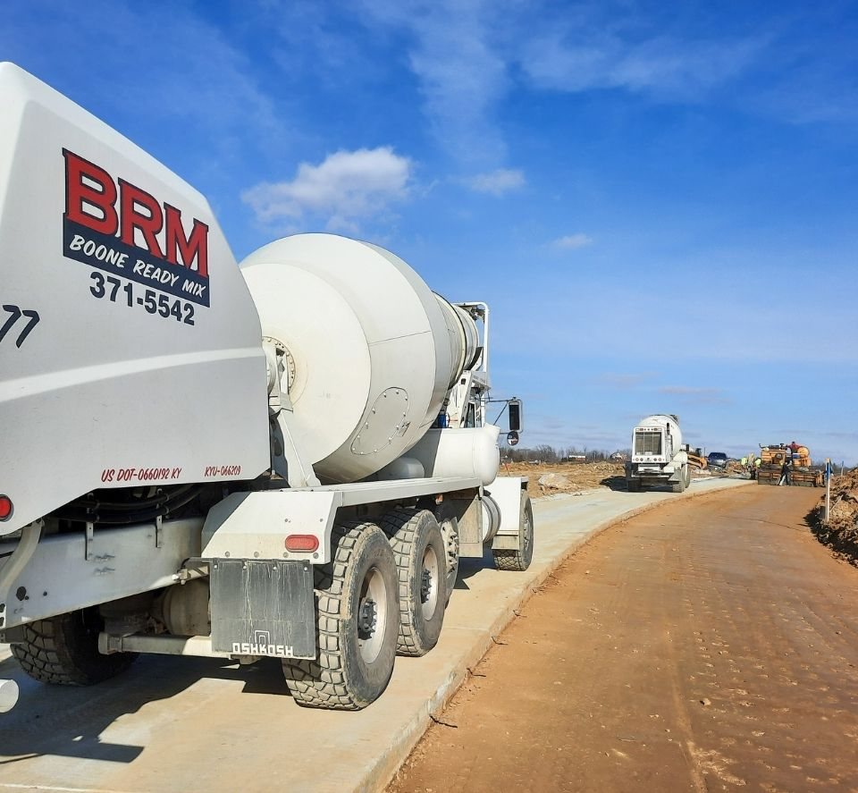 Concrete Delivery Northern Kentucky