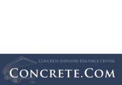 Concrete Dot Com Website Logo
