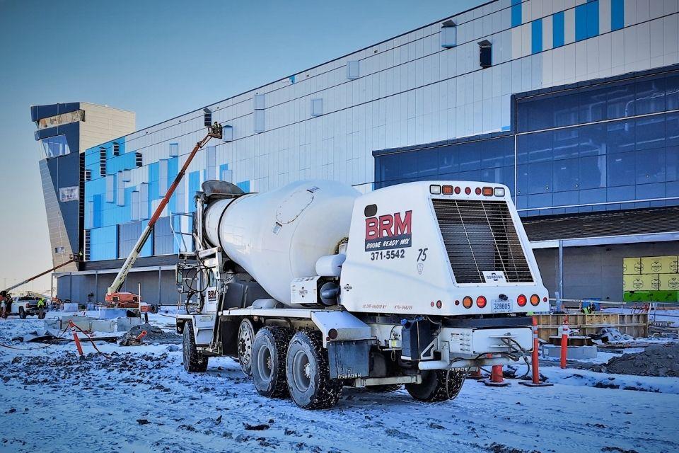 Concrete Supplier Greater Cincinnati